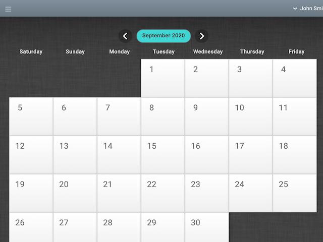 Calendar - screenshot 5