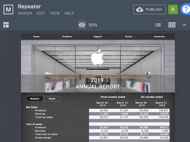 Report Viewer - screenshot 1